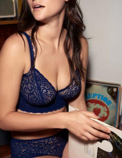 i do prima donna twist saffier blauw